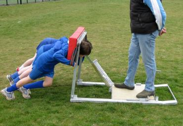 junior scrum machine