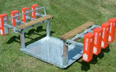 Double Ended Scrum Machine